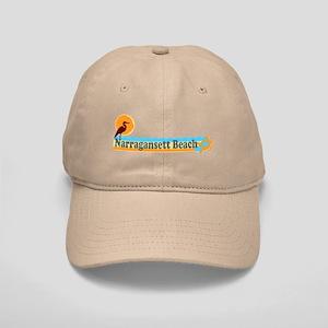 Narragansett RI - Beach Design Cap
