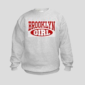 Brooklyn Girl Kids Sweatshirt