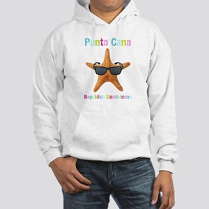 Punta Cana BIG Starfish Hooded Sweatshirt