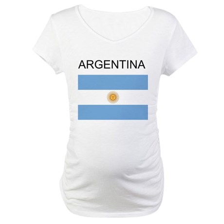 Argentina Apparel Maternity T-Shirt
