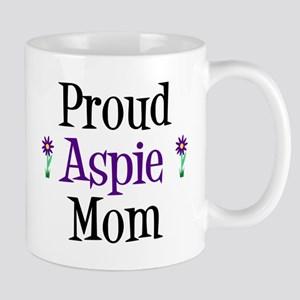 Proud Aspie Mom Mug