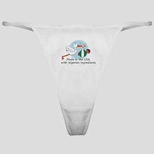 Stork Baby Nigeria USA Classic Thong