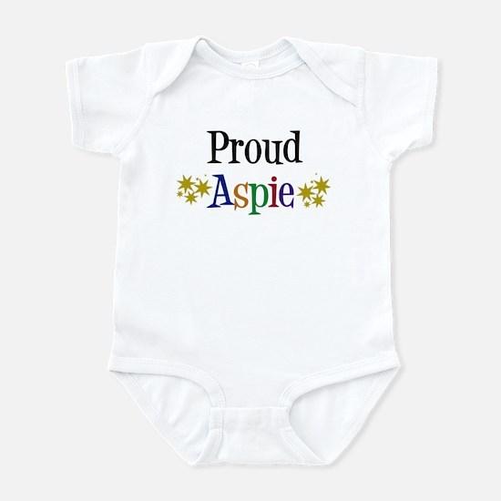 Proud Aspie Infant Bodysuit