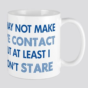 Autism Eye Contact Mug
