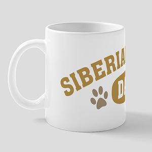 Siberian Husky Dad Mug