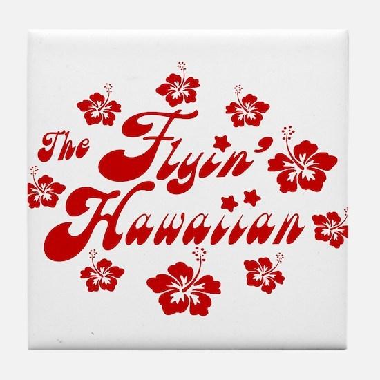 New Flyin' Hawaiian 2010 Tile Coaster