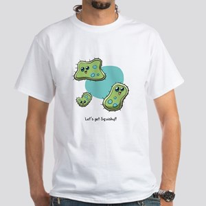 Let's Get Squishy! White T-Shirt