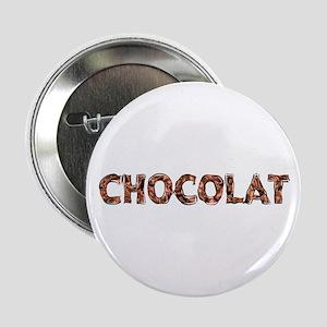 """Chocolat 2.25"""" Button"""