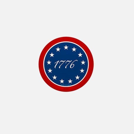1776 - 13 Stars Mini Button (10 pack)