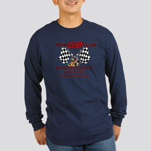 GrandPrix Karting Long Sleeve Dark T-Shirt