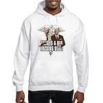 This is a big fucking deal Hooded Sweatshirt