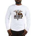 This is a big fucking deal Long Sleeve T-Shirt