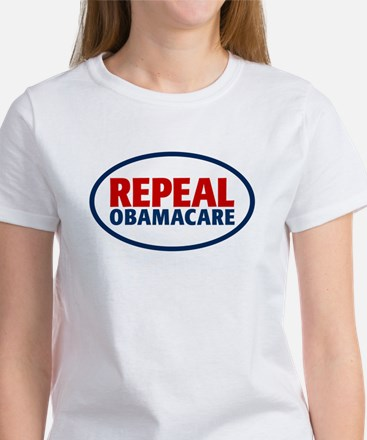 Repeal ObamaCare Women's T-Shirt