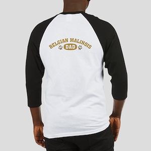 Belgian Malinois Dad Baseball Jersey