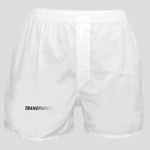 TRANSPARENT Boxer Shorts