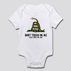 Don't Tread Infant Bodysuit