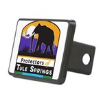 Protectors of Tule Springs Logo Hitch Cover