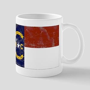 Vintage North Carolina State Mug