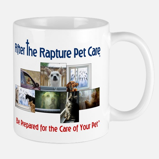 Rapture Care Pet Images Mug