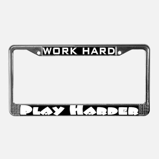 Cute Redneck License Plate Frame