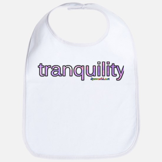 tranquility Bib