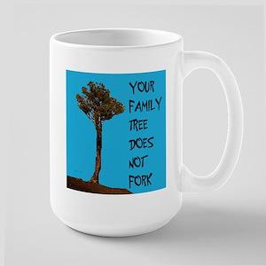 SAY IT AIN'T SO - Large Mug