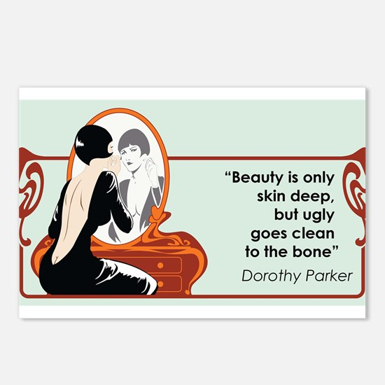 Beauty Postcards (Package of 8)