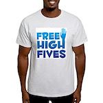 Free High Fives Light T-Shirt