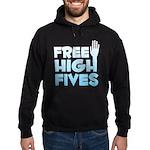 Free High Fives Hoodie (dark)