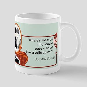 Satin Gown Mug