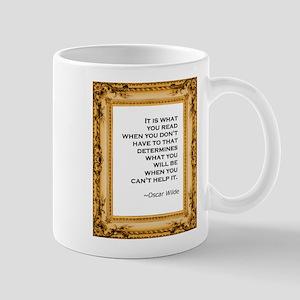 What you read Mug