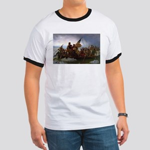 Washington Crossing the Delaware E Gottlie T-Shirt