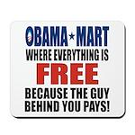 Obama Mart Mousepad