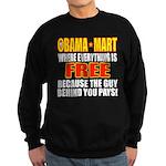 Obama Mart Sweatshirt (dark)