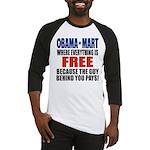 Obama Mart Baseball Jersey