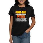 Obama Mart Women's Dark T-Shirt