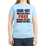 Obama Mart Women's Light T-Shirt