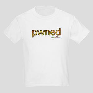 pwned Kids Light T-Shirt