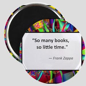 So many books Magnet