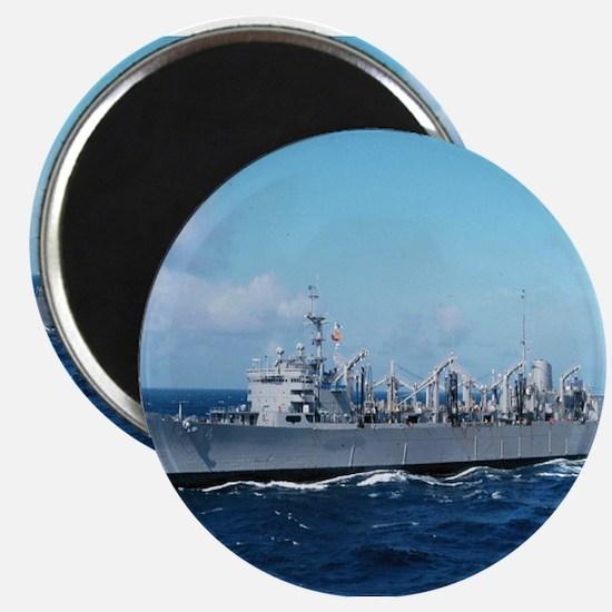 USS Detroit Ship's Image Magnet