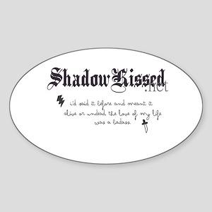ShadowKissed.net design 1 Sticker