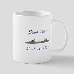 USS Detroit Plankowner Mug