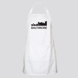 Baltimore Skyline Apron