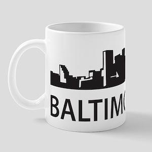 Baltimore Skyline Mug
