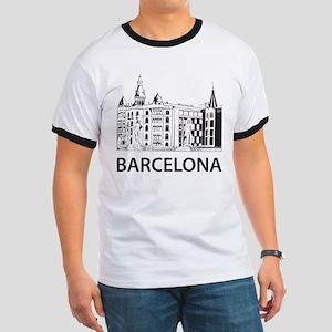 Barcelona Ringer T