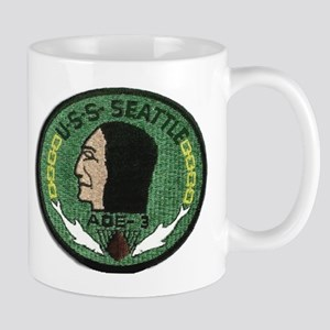 USS Seattle AOE 3 Mug