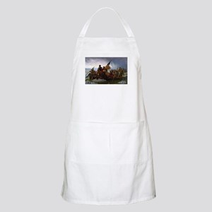 Washington Crossing the Delaware E Got Light Apron