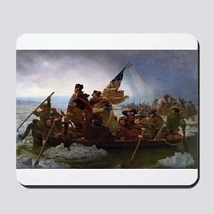 Washington Crossing the Delaware E Gottl Mousepad