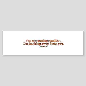 humor #1 Sticker (Bumper)