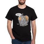 Tubbs - Give Me Pie! Dark T-Shirt